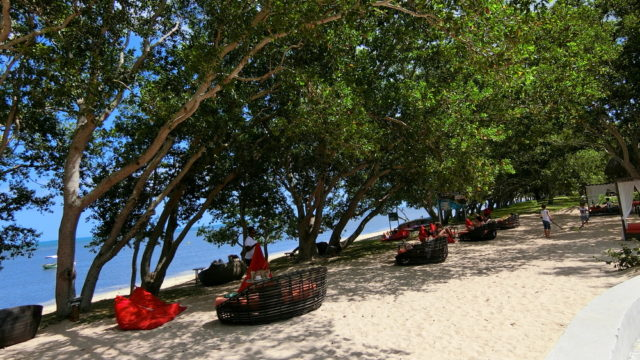 シェラトン デ ヴァ プライベートビーチ