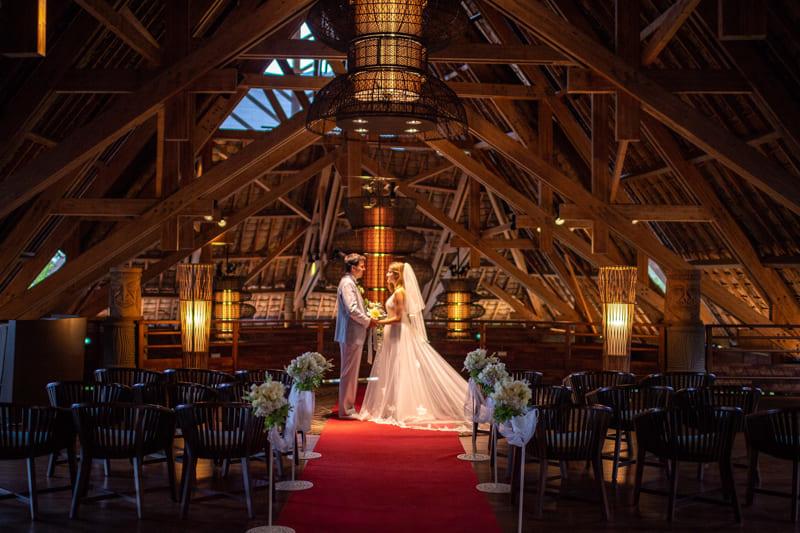 シェラトン デヴァ 結婚式