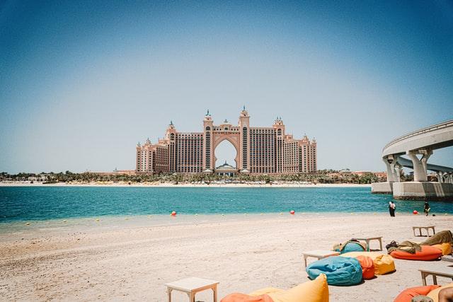 モルディブ旅行周遊ドバイビーチ